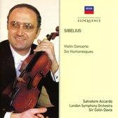 Violin Concerto; Six..