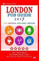 London Pub Guide 2019