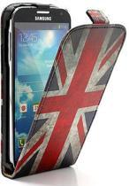 UK Flag Flip case hoesje Samsung Galaxy S4
