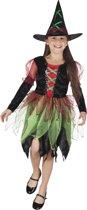 Kostuum Fairy Heks - 7-9 Jaar