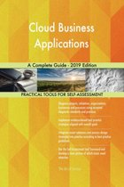 Cloud Business Applications A Complete Guide - 2019 Edition