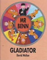 Meneer Ben, Gladiator