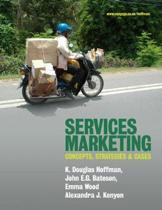 Services Marketing B&W