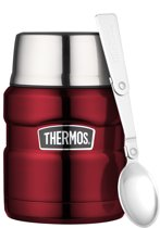 Thermos King Voedseldrager - 470 ml - Rood