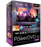 Cyberlink PowerDVD 18 Ultra - Engels / Frans - Windows