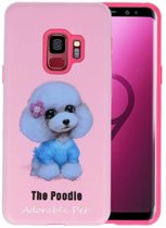 3D Print Hard Case voor Galaxy S9 The Poodle