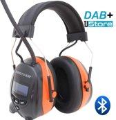 Gehoorbeschermer DAB+ Bluetooth - Gehoorbeschermer