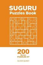 Suguru - 200 Master Puzzles 9x9 (Volume 7)