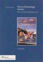 Boek cover Onrechtmatige Daden van J.H. Nieuwenhuis (Paperback)