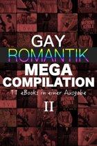 Gay Romantik MEGA Compilation - 11 eBooks in einer Ausgabe! - Band II