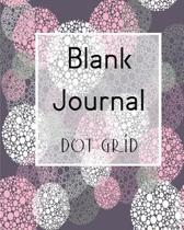 Blank Journal Dot Grid