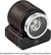 Scatola del Tempo Watchwinder Rotor One HdG Dark Brown