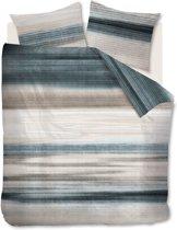 Beddinghouse Gibson - dekbedovertrek - eenpersoons - 140x200/220 - Grijs