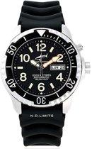 Chris Benz Mod. CB-1000A-S-KBS - Horloge