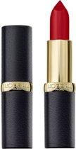 L'Oréal Paris Color Riche Matte Lippenstift - 349 Paris Cherry
