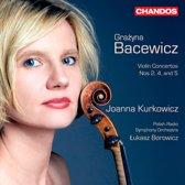 Violin Concertos, Vol.2: Nos.2, 4 & 5