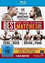 Best PPV Matches 2012 (Blu-ray)