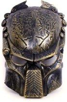 Predator masker goud