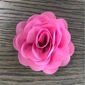 Leuke bloem (roos) op Clip - Lief Roze