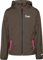 Protest CENTRO JR Softshell Outdoorjas Meisjes - Swamped - Maat 104