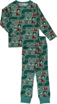Maxomorra Pyjama Set LS Big City 74/80