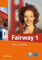 Fairway 1, tekst-/werkboek + audio