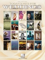 Today's Hits for Weddings (Songbook)