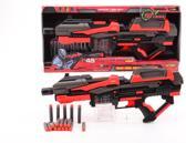 Serve & Protect Shooter Mega 54cm B/O met 10 pijlen