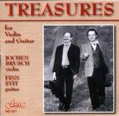 Jochen / Finn Svit Brusch - Treasures For Violin And Guitar