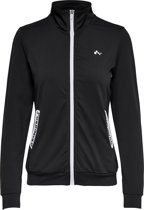Only Play Pora Zip Sweat Dames Sportbroek - Zwart - Maat M