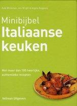 Minibijbel - Italiaanse keuken