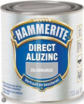 Hammerite Direct Over Aluzinc Zilvergrijs 750ML