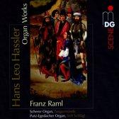 Organ Works: Fantasia Ut Re Mi Fa S