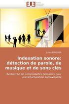 Indexation Sonore