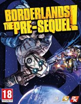 Borderlands: The Pre-Sequel! (Includes Shock Drop Slaughter Pit Map DLC) /PS3