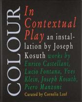 Colour In Contextual Play. An Installation By Joseph Kosuth
