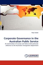 Corporate Governance in the Australian Public Service