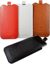 Sony Xperia Z4 Smartphone Sleeve, Handige Telefoon Hoes, rood , merk i12Cover