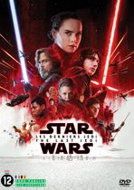 DVD cover van Star Wars Episode 8: The Last Jedi
