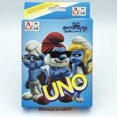 DisneyCorner | Uno kaartspel | Smurfen | 2-10 spelers | 112 speelkaarten