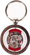 Ajax-sleutelhanger met oud Ajax-logo