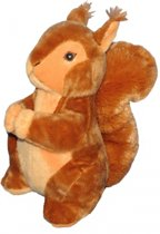 Pluche eekhoorn knuffel 25 cm