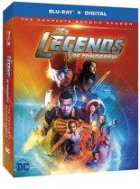 DC Legends Of Tomorrow - Seizoen 2 (Import met NL)