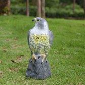 Realistische Falcon - Havik vogelverschrikker.