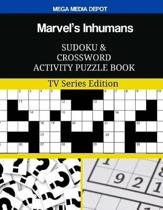Marvel's Inhumans Sudoku and Crossword Activity Puzzle Book
