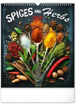 Spices and Herbs Kalender 2020