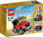LEGO Creator Woestijnracers - 31040