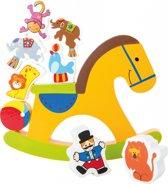 Small Foot Houten Balanceerspel Rocking Horse