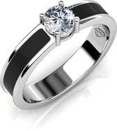 Yolora sieraden - Ring met Crystals from Swarovski ® - Lucky Lady - Dutch Beauty Design