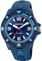 Calypso street life K5759/2 Mannen Quartz horloge